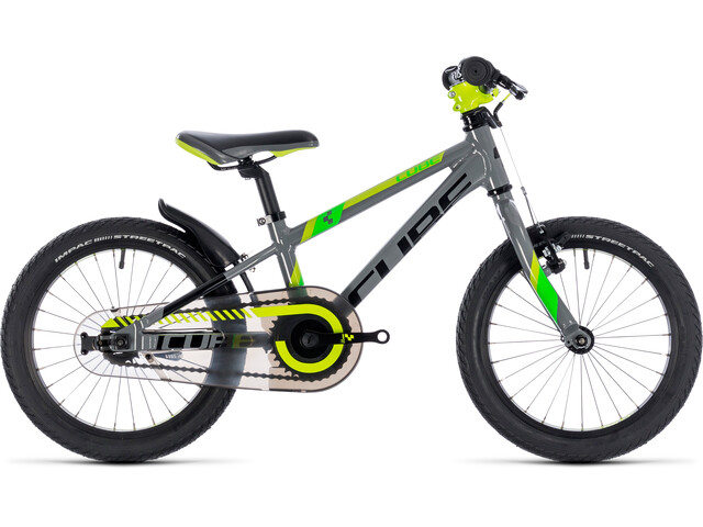Cube Kid 160 Grey'n'Green'n'Kiwi